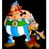 Mascotte Asterix e Obelix