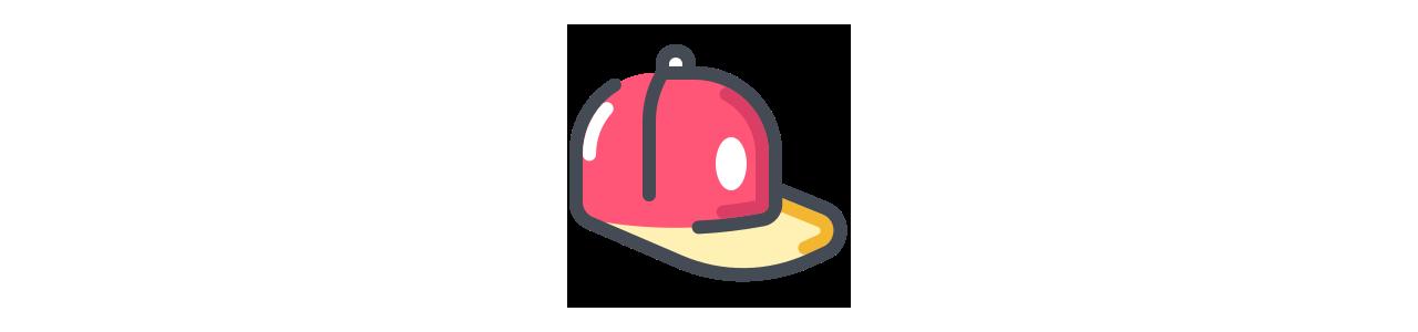 Mascot tilbehør - Maskot kostumer Redbrokoly.com