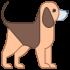 Mascotte del cane