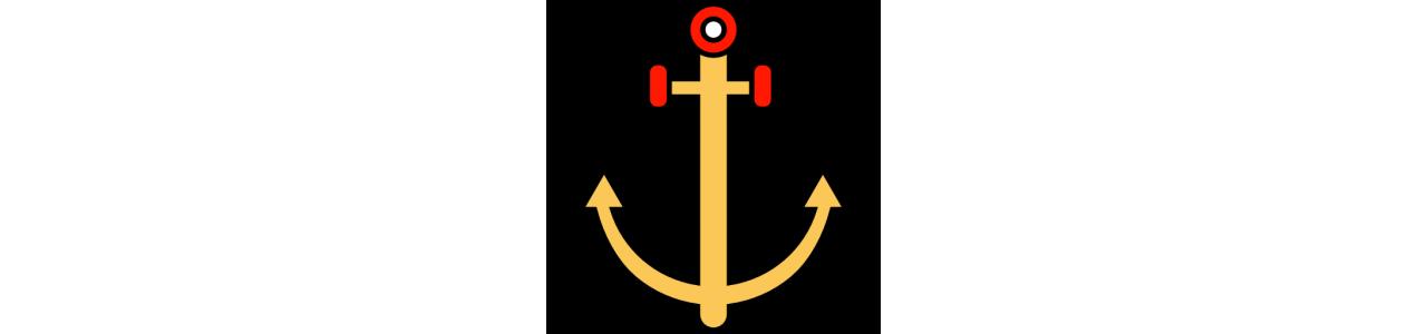 Mascote do animal marinho - fantasias de mascote Redbrokoly.com