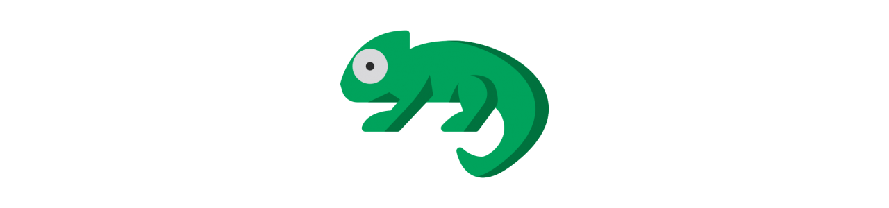 Kameleon mascotte - Mascotte kostuums Redbrokoly.com