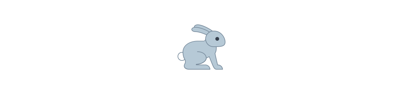 Mascotte di coniglio - Costumi mascotte Redbrokoly.com-null