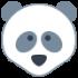 Mascote pandas