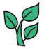 Plant maskoter