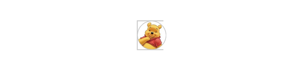 Winnie de Poeh-mascottes - Mascottekostuums Redbrokoly.com