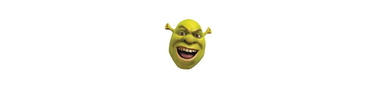 Mascotte di Shrek - Costumi mascotte Redbrokoly.com-null