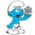 As mascotes dos Smurfs