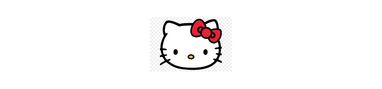 Mascotte Hello Kitty - Costumi mascotte Redbrokoly.com-null