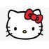 Hello Kitty mascots