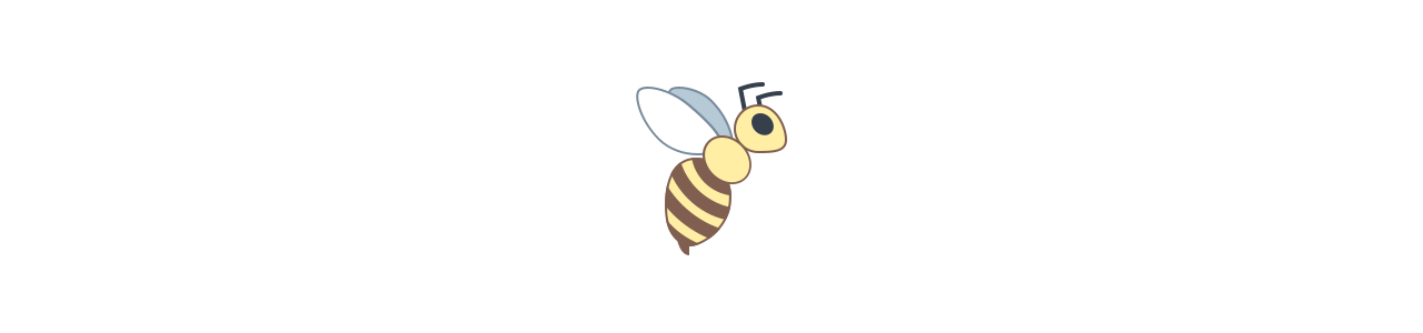 Včelí maskoti - maskotové kostýmy Redbrokoly.com