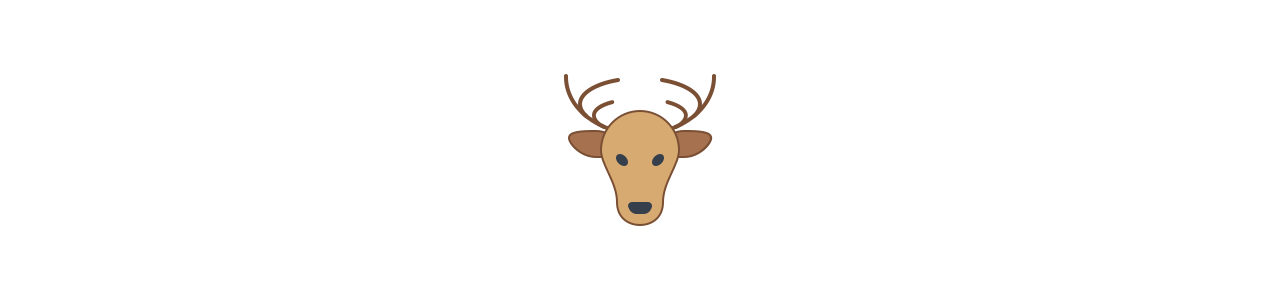 Mascotas de ciervos y ciervos: disfraces de mascota Redbrokoly.com
