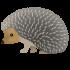 Hedgehog mascots