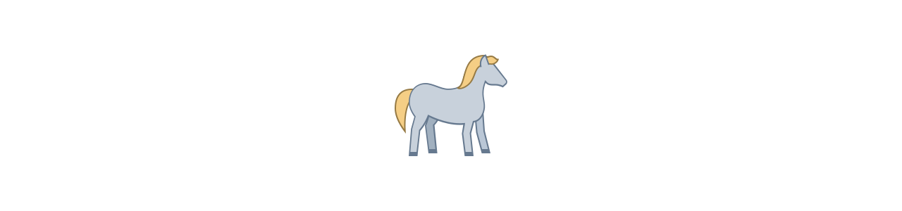 Paard mascottes - Mascottekostuums Redbrokoly.com