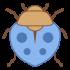 Insektenmaskottchen