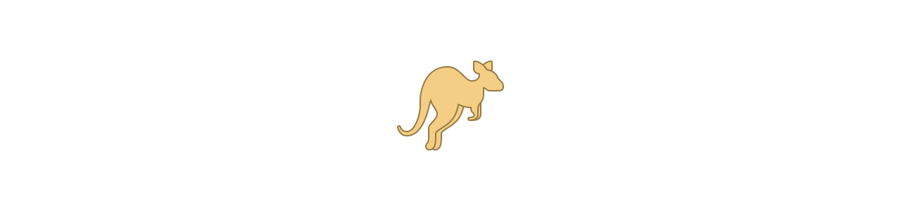 Mascotas canguro: disfraces de mascota Redbrokoly.com