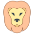 Løvemasker
