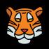 Mascotes de tigre