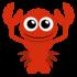 Mascotes de lagosta
