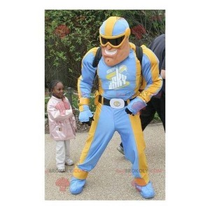 Mascot of the day: Superhero mascot in blue and yellow outfit. Discover @redbrokoly #mascots - Link : https://bit.ly/2Znokkz - REDBROKO_0396 #mascots #mascot #event #costume #redbrokoly #marketing #customized #and #blue #yellow #costume #outfit #superh... https://www.redbrokoly.com/en/superhero-mascot/396-superhero-mascot-in-blue-and-yellow-outfit.html