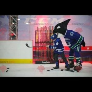 Mascot of the day: Black and white killer whale mascot in hockey gear. Discover @redbrokoly #mascots - Link : https://bit.ly/2Znokkz - REDBROKO_0606 #white #mascots #mascot #event #costume #redbrokoly #marketing #customized #and #black #hockey #gear #k... https://www.redbrokoly.com/en/unclassified-mascots/606-black-and-white-killer-whale-mascot-in-hockey-gear.html