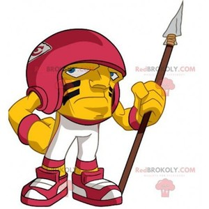Mascot of the day: Yellow and red American footballer big head mascot. Discover @redbrokoly #mascots - Link : https://bit.ly/2Znokkz - REDBROKO_0644 #mascots #mascot #event #costume #redbrokoly #marketing #customized #and #footballer #red #yellow #big ... https://www.redbrokoly.com/en/mascots-of-objects/644-yellow-and-red-american-footballer-big-head-mascot.html