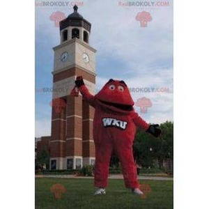 Mascot of the day: Red mascot little red monster. Discover @redbrokoly #mascots - Link : https://bit.ly/2Znokkz - REDBROKO_0408 #mascots #mascot #event #costume #redbrokoly #marketing #customized #little #red #costume #monster #custom https://www.redbrokoly.com/en/monster-mascots/408-red-mascot-little-red-monster.html
