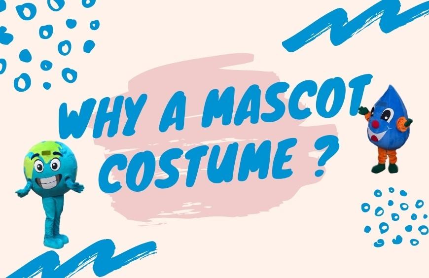 Welches Maskottchen und warum ein Maskottchen?
