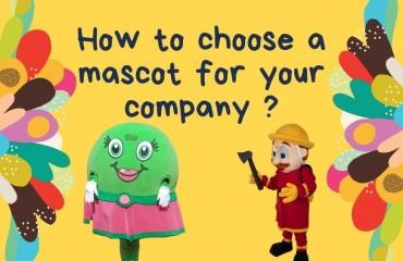 Hur väljer jag en maskot för ditt företag?